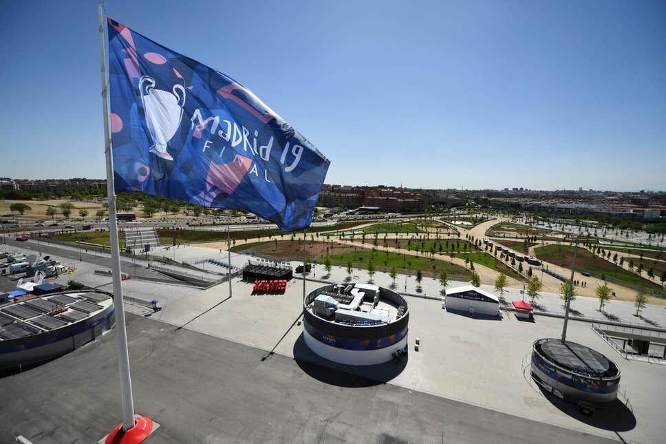 خبرنگاران تایید مذاکرات برای انتقال فینال لیگ قهرمانان اروپا از استانبول به مادرید