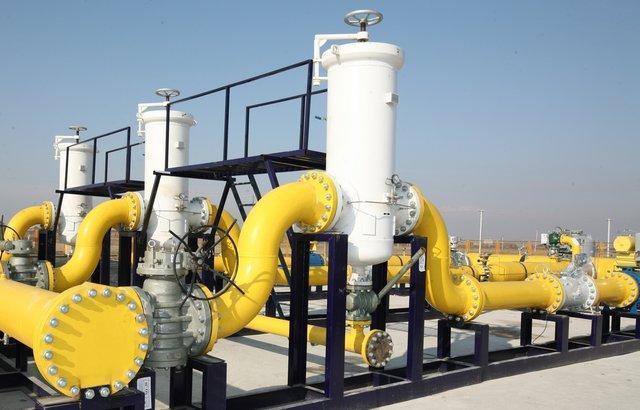 گاز ایران به ترکیه رسید