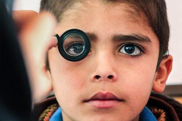 آغاز غربالگری بینایی بچه ها از 15 تیر در همدان