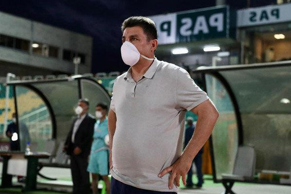 پر افتخارترین مربی لیگ برتر همچنان روی نوار ناکامی
