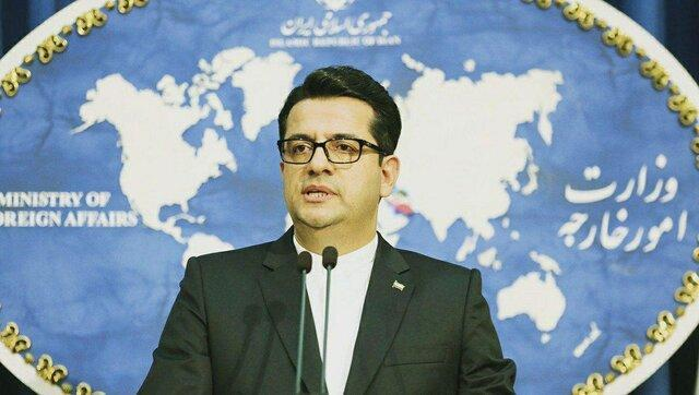 وزارت خارجه: اقدامات لازم در ارتباط با حادثه برای هواپیمای ماهان به عمل می آید