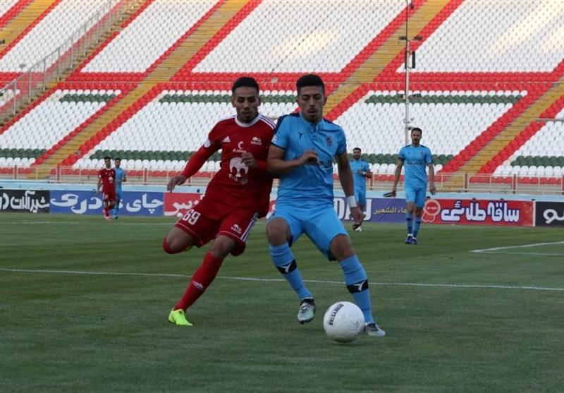 لیگ برتر فوتبال، تساوی تراکتور و پیکان به سود رقبا