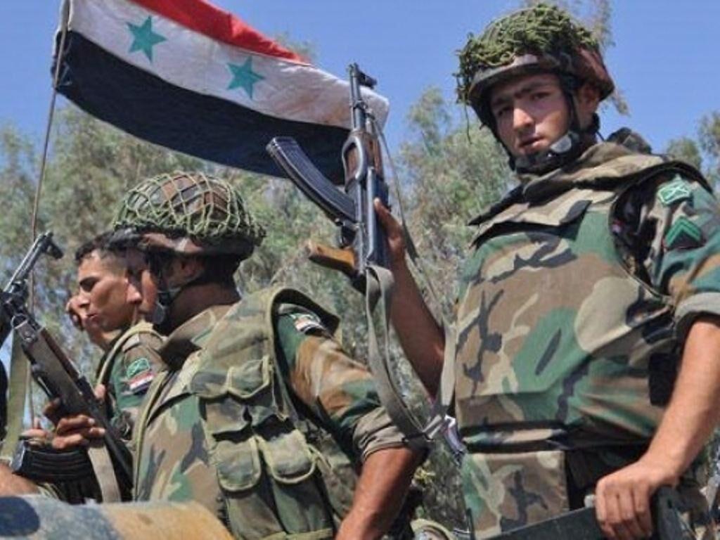 ارتش سوریه حمله داعش به استان حماه را دفع کرد