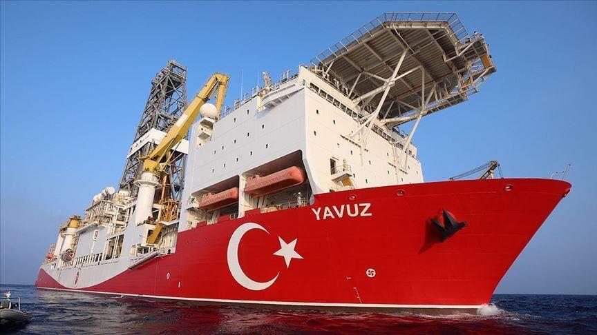 خبرنگاران اعلام رسمی ناوتکس جدید توسط ترکیه در مدیترانه شرقی