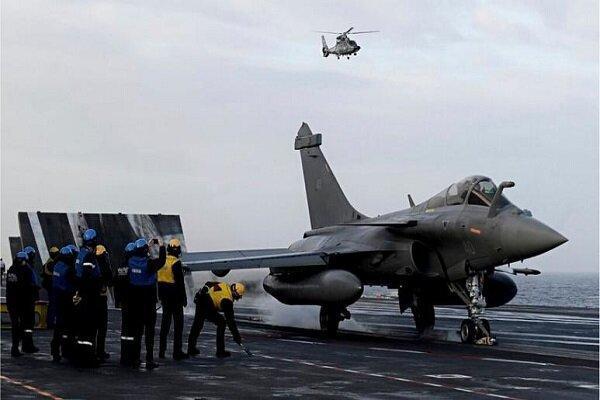 یونان از فرانسه جنگنده رافائل خریداری می نماید