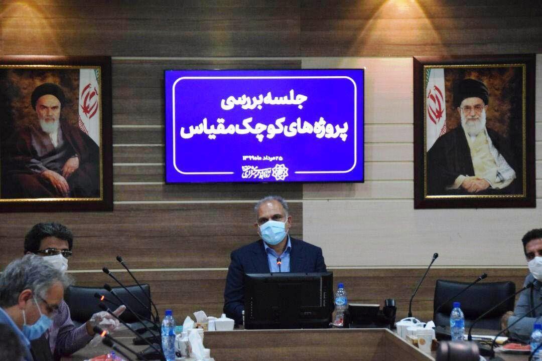 خبرنگاران اجرای طرح های محله محور شهرداری را توانمند می کند