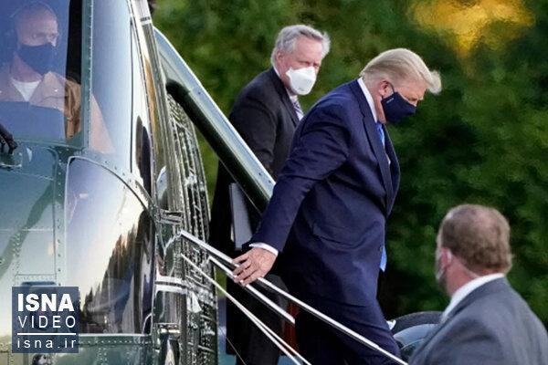 پنهان کاری ترامپ درباره ابتلایش به کرونا بعد از آزمایش اولیه افشا شد