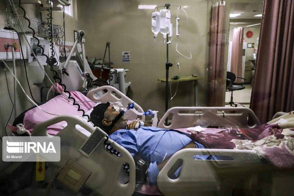 خبرنگاران سرایت کرونا و مراجعات بیمارستانی در استان سمنان رو به افزایش است