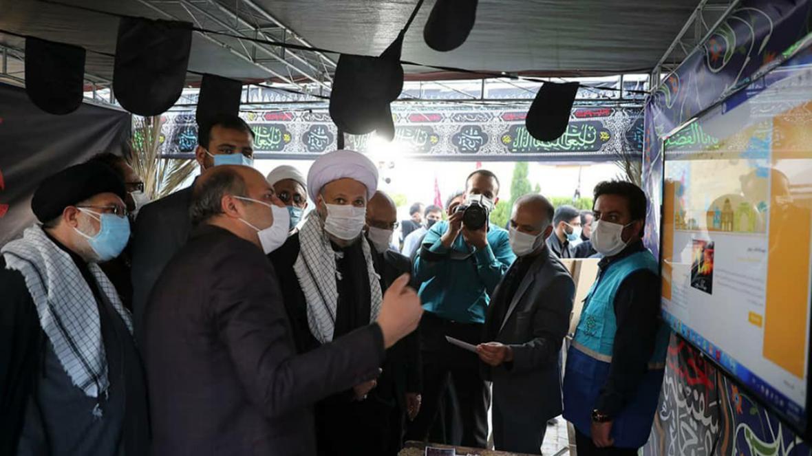 سامانه برگزاری آزمون آنلاین کتابخوانی شیراز راه اندازی شد