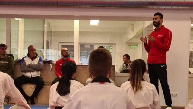 فرزاد ذوالقدری سرمربی تیم های ملی تکواندوی بلغارستان شد
