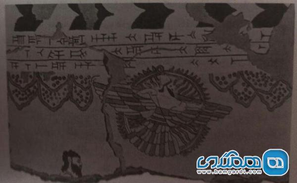 آیا مومیایی های مکشوفه مصر باستان منقش به نمادی ایرانی هستند؟