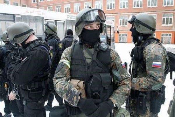 4 مظنون به کوشش برای عملیات تروریستی در جمهوری چچن کشته شدند