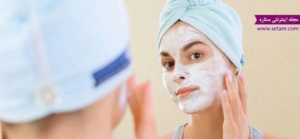 8 مزیت خارق العاده ماسک ماست برای پوست صورت