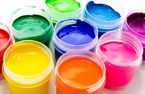 چگونه رنگ طبیعی برای نقاشی بسازیم