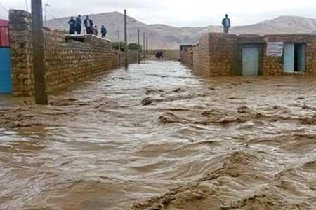 8650 روستا و 450 شهر ایران در معرض سیلاب