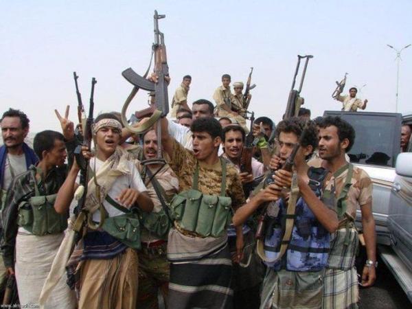 پیشروی ارتش و کمیتههای مردمی یمنی