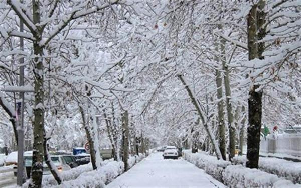 آغاز برف و باران از چهارشنبه