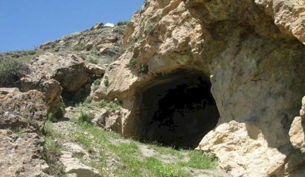 نویافته ای از معماری صخره ای در ارومیه