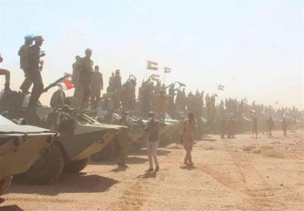 بازپس گیری تمام اراضی مرزی سودان از شبه نظامیان اتیوپی