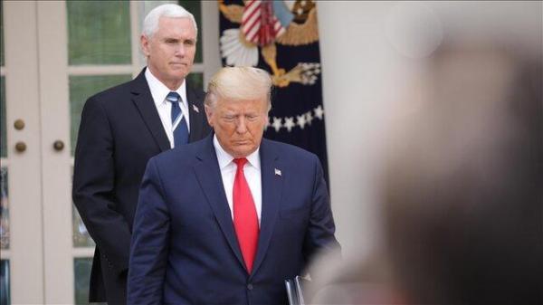 درخواست کمیته قضایی مجلس نمایندگان آمریکا در بحبوحه اعتراضات، ترامپ را برکنار کنید