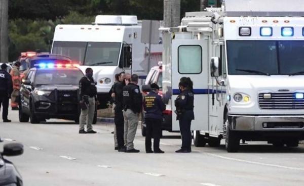 قتل 2 مأمور اف.بی.آی در تیراندازی فلوریدا