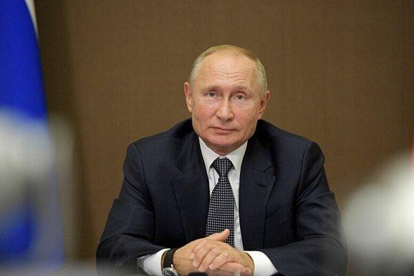 ناوالنی نتوانست محبوبیت پوتین را خدشه دار کند
