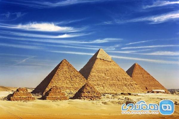 با شماری از معروف ترین جاذبه های دیدنی مصر آشنا شویم