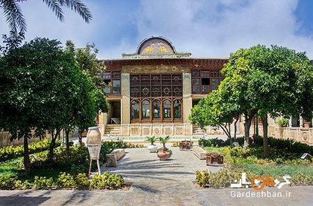 موزه مادام توسو در خانه زینت الملوک قوام شیراز، عکس