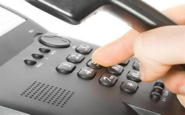 تماس با تلفن ثابت،روز اول فروردین 1400 رایگان شد
