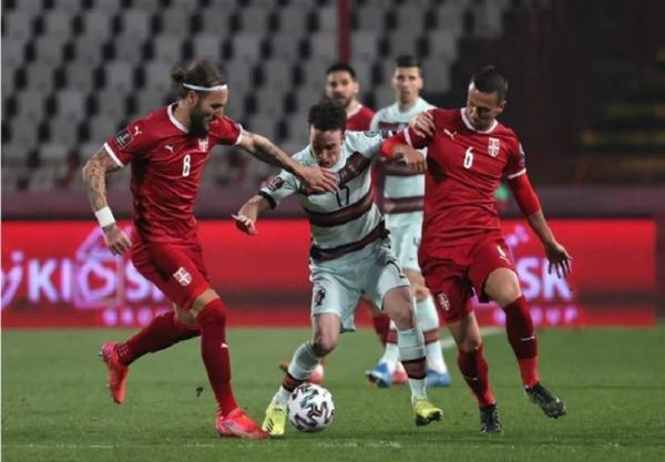 مقدماتی جام جهانی 2022، پرتغال پیروزی را با تساوی عوض کرد، بلژیک مقابل چک متوقف شد