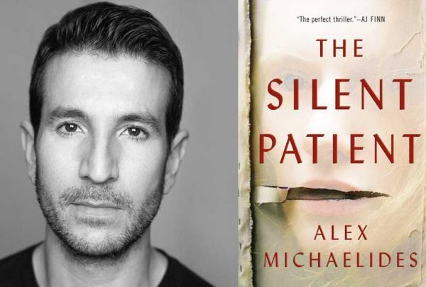 کتاب بیمار خاموش، نوشته الکس مایکلیدیس