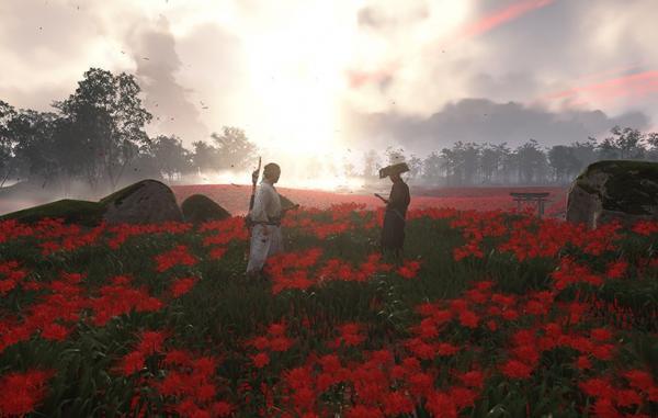 کارگردانان بازی گوست آو سوشیما سفیر افتخاری جزیره سوشیما شدند