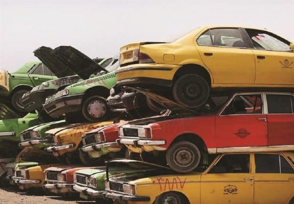 نوسازی 9 هزار تاکسی فرسوده در سال 99، با افزایش 150 درصدی قیمت خودرو های تاکسی روبرو هستیم