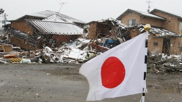 زمین لرزه ای با قدرت 6.9 ریشتر ژاپن را لرزاند