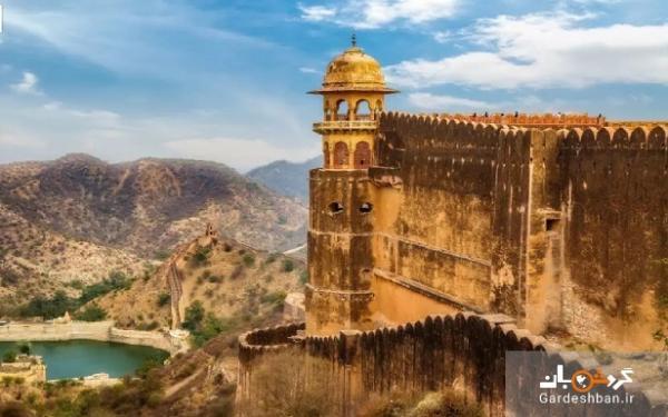 قلعه جایگر جیپور؛ بنایی تاریخی با معماری بی نظیر در هند، عکس