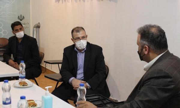 مرکز نوآوری و شتابدهی(منش)در اردبیل افتتاح شد