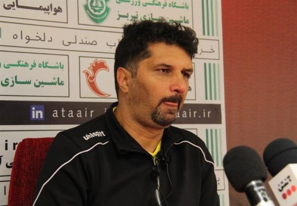 حسینی: محکوم به ارائه یک بازی قدرتمند مقابل استقلال هستیم، بازی ها حساس شده است