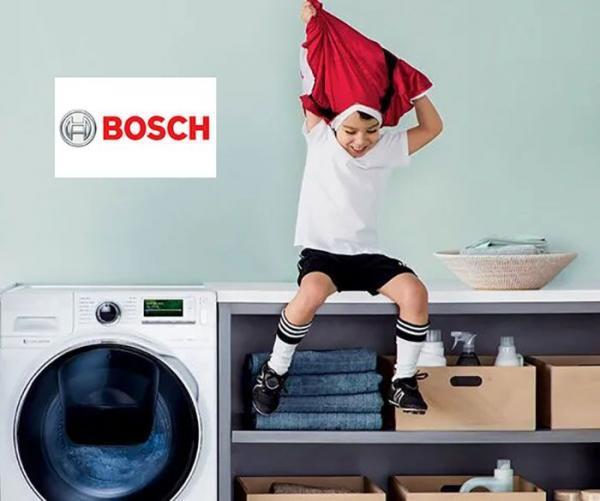 چک لیست تعمیرات ماشین لباسشویی بوش