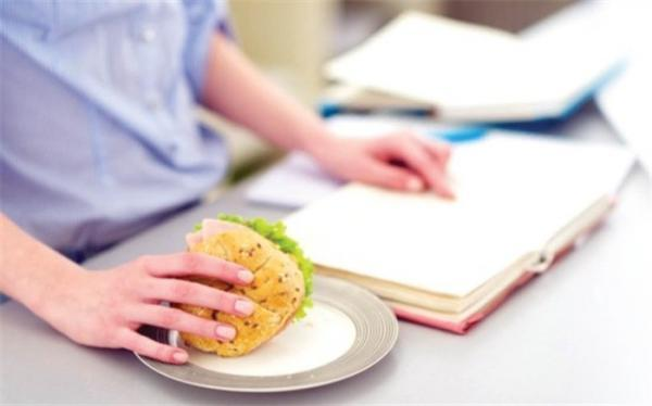 غذاهایی برای کاهش اضطراب کنکور