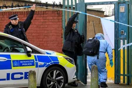 یک نوجوان در غرب لندن به قتل رسید