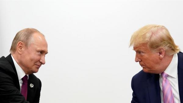 ترامپ از رابطه خوبش با پوتین گفت