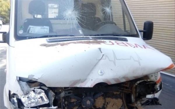مرگ مصدوم در تصادف آمبولانس خصوصی