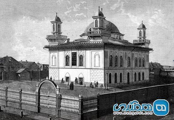 تور روسیه ارزان: مسجدی با قدمت بیش از 160 سال در روسیه که به مسجد فارسها معروف است